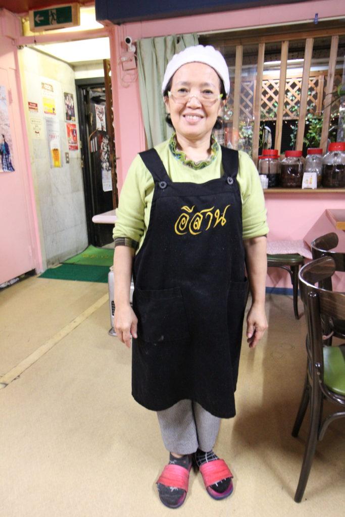 タイ料理イサーン浅草